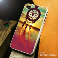 Dream Catcher Color iPhone 4 5 5c 6 Plus Case, Samsung Galaxy S3 S4 S5 Note 3 4 Case, iPod 4 5 Case, HtC One M7 M8 and Nexus Case