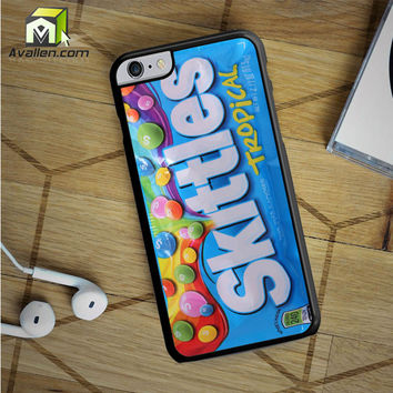 Skittles Tropical iPhone 6S Plus case by Avallen