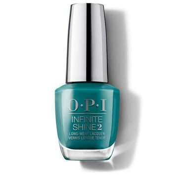 OPI Infinite Shine - Dance Party 'Teal Dawn - #ISLN74