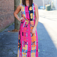 Get A Little Lost Maxi