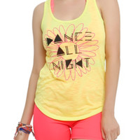 Dance All Night Girls Tank Top