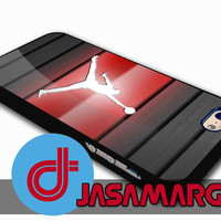 Air Jordan Logo NBA Team - Rubber Case, Plastic Case for iPhone 4/4s, 5/5s, 5c and Samsung S3, S4