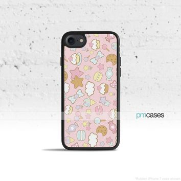 Kawaii Desserts Phone Case Cover for Apple iPhone iPod Samsung Galaxy S & Note