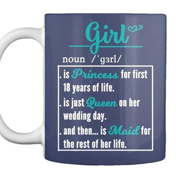 What is girl meaning