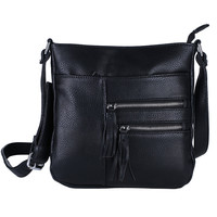 New Arrival Women Bag PU Leather Handbags Shoulder Bag Ladies Crossbody Bags Black Brown bolsa sac a