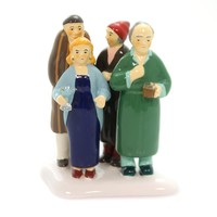Department 56 Accessory FREEZING OUR BAGUETTES OFF Christmas Vacation 6000646