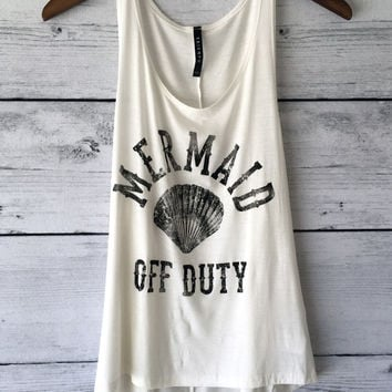 Mermaid Off Duty Tank Top