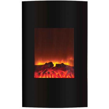 Amantii Wall Mounted Electric Fireplace (WM‐2134)