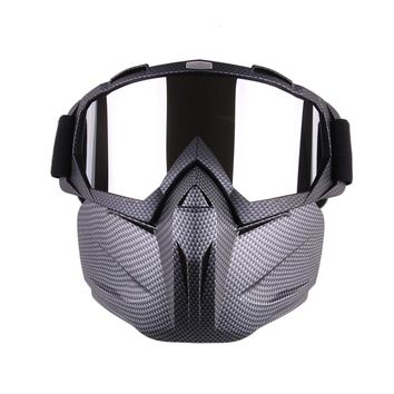 Men Women Ski Snowboard Goggles Mask