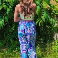 Hope Floats Palazzo Pants
