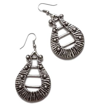 Tribal Bars Earrings