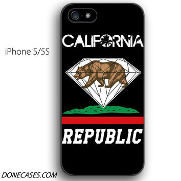california republic iPhone 5 / 5S Case