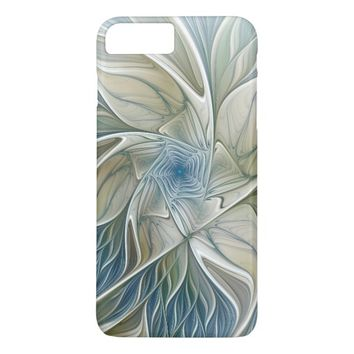 A Floral Dream Pattern Abstract Fractal Art iPhone 7 Plus Case