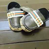 Infant Boy's Gucci Loafers