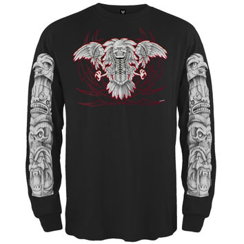 Indian Chief Long Sleeve T-Shirt