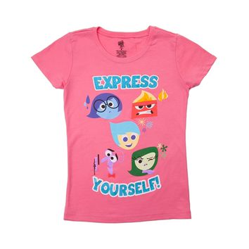 Girls Youth Inside Out Tee