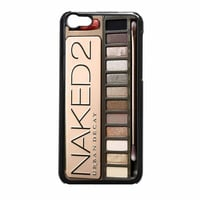 Naked Palette 2 iPhone 5c Case