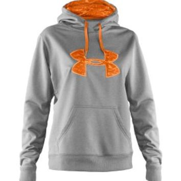 Under Armour Women's Storm Big Logo Printed Hoodie - Dick's Sporting Goods