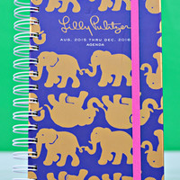 LILLY PULITZER: Medium Agenda - Tusk in Sun