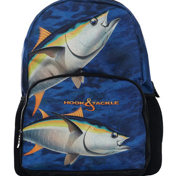 Yellowfin Tuna Fishing Backpack