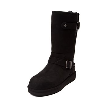 Womens UGG® Sutter Leather Boot