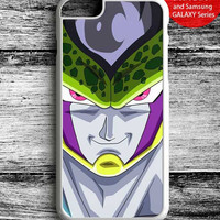 Dragonball Z Cell Face
