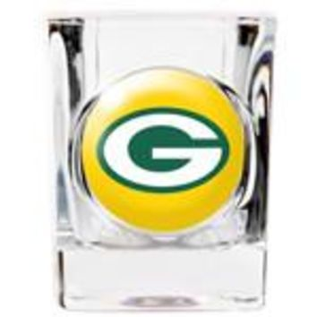 Personalized NFL Shot Glass - Packers