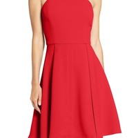 Adelyn Rae Fit & Flare Dress | Nordstrom