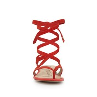 Davina Lace-Up Sandal
