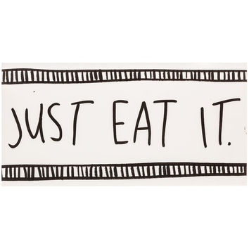 Just Eat It MDF Wall Art | Hobby Lobby | 1292739