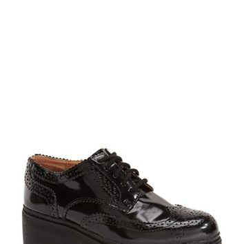 Women's Jeffrey Campbell 'Rudeness' Platform Oxford,