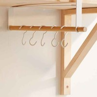 Under Shelf Utensil Storage