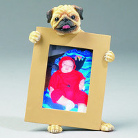 ESPets Pug Picture Frame