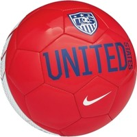 Nike USA Supporter Soccer Ball - Red/White/Blue | DICK'S Sporting Goods