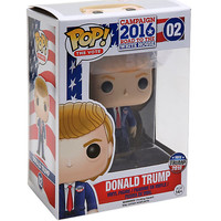 Funko Pop! Donald Trump Vinyl Figure