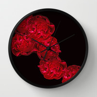 My bounty is as boundless as the sea.. Wall Clock by Anipani