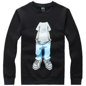Winter Cartoons Men Hoodies Hot Sale Men's Fashion Tops Jacket [7774366147]