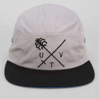 Us Versus Them Stampcut 5-Panel Hat