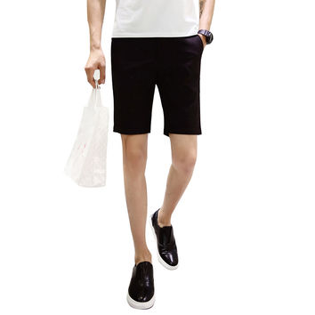 Men's Casual Chino Shorts Cargo Work Combat Cotton Shorts  SN9
