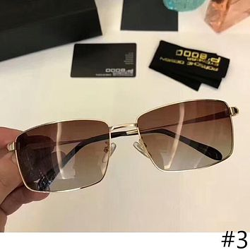 Porsche 2018 trendy men and women fashion polarized atmospheric sunglasses F-A-SDYJ #3