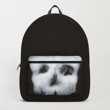 Dark City Backpack by vivianagonzlez