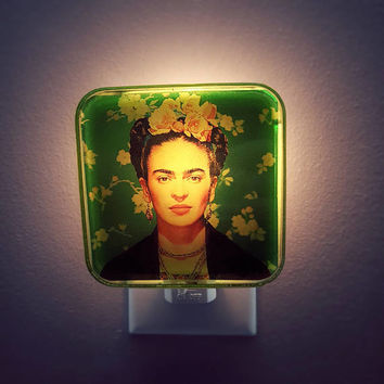 Frida Khalo Night Light