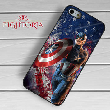 Captain america - zzZzz for  iPhone 4/4S/5/5S/5C/6/6+s,Samsung S3/S4/S5/S6 Regular/S6 Edge,Samsung Note 3/4