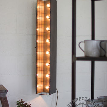 Marquee Studio Wall Lamp
