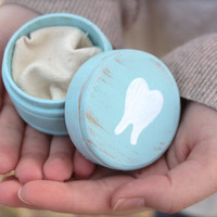 Tooth Fairy Box // Tooth Holder