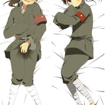 New Hetalia Axis Powers China Anime Dakimakura Japanese Pillow Cover ContestOneHundredOne 5