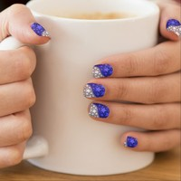 """Stars 05"" Abstract Nail Art"