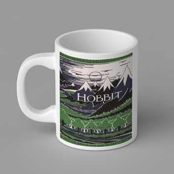 Gift Mugs | Hobbit Jrr Tolkien   Ceramic Coffee Mugs