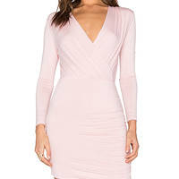 Kelsi Dress in Light Pink