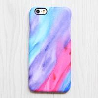 Pastel Silk Watercolor iPhone 6s Case iPhone 6 plus Ethnic iPhone 5S 5 iPhone 5C iPhone 4S/4 Case Samsung Galaxy S6 edge S6 S5 S4 Case 083
